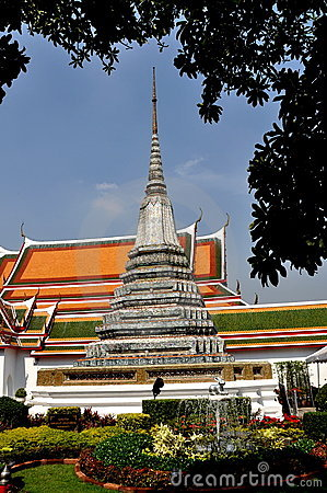 Bangkok, Tailandia: Wat Arun, templo del amanecer