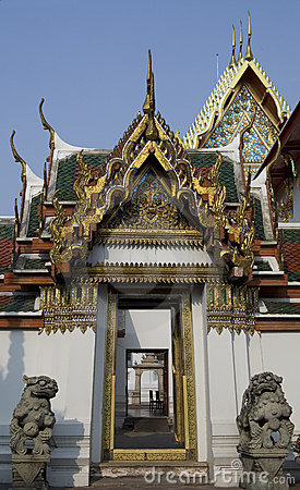 Bangkok Temple Wat Pho