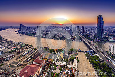 Bangkok, Thailand Stock Photo
