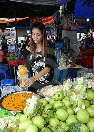 Bangkok, Thailand: Chatuchak Market Editorial Stock Image