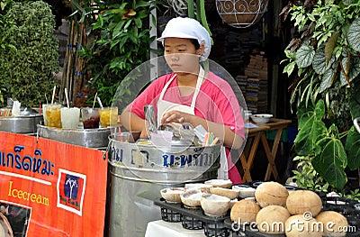 Bangkok, Thailand: Chatuchak Market Editorial Photo
