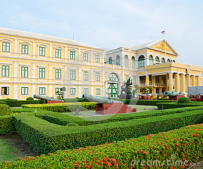Ministry of Defence of Thailand, Bangkok Editorial Stock Image