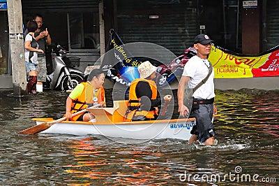 BANGKOK, THAILAND - NOVEMBER 05 Editorial Image