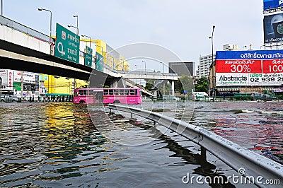 BANGKOK, THAILAND - NOVEMBER 05 Editorial Photo