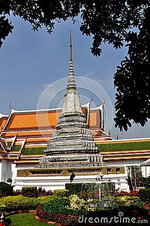 Bangkok, Thailand: Wat Arun, Tempel van Dawn