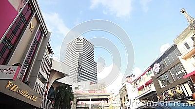 Bangkok vdo Footage Thailand stock footage