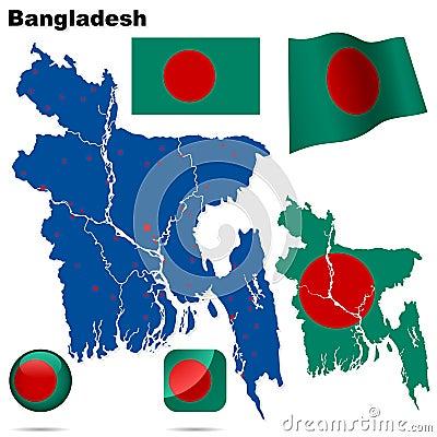 Bangladesh set.