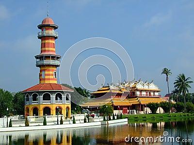Bangpain palace
