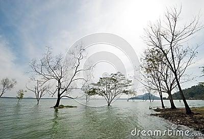 Bangpra Reservior,Thailand