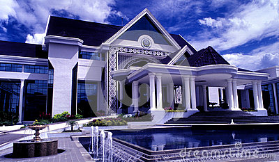 Bangunan Perak Darul Ridzuan Editorial Photography