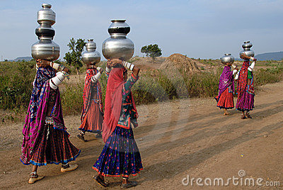 Banjara Tribes in India Editorial Photo