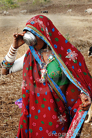 Banjara Women in India Editorial Image