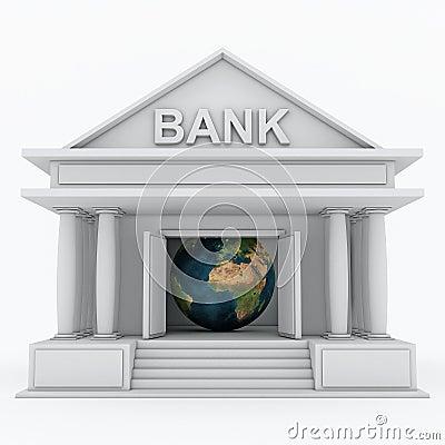3d картинки банк
