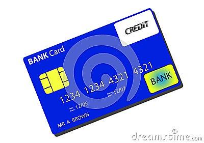 Bank Card 10
