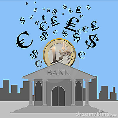 Bank and currency