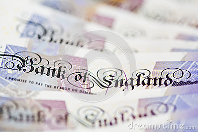 Bank of England Cash