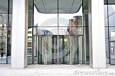 Bank entry