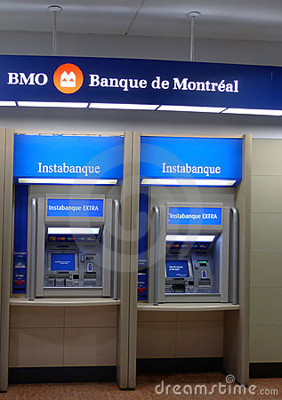 Bank of montreal Editorial Stock Image