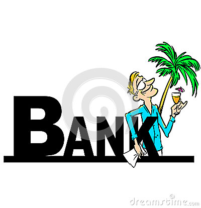 Bank obtaining credit