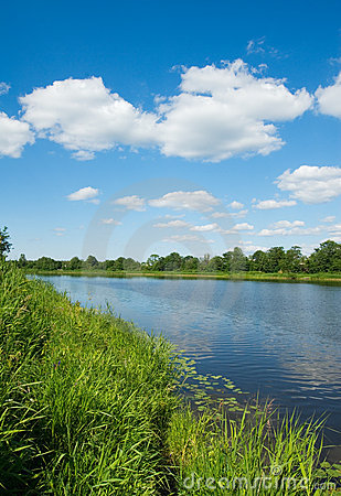 Free Bank Of The River Stock Photos - 2668893