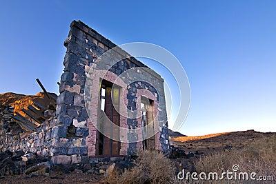 Bank Ruins
