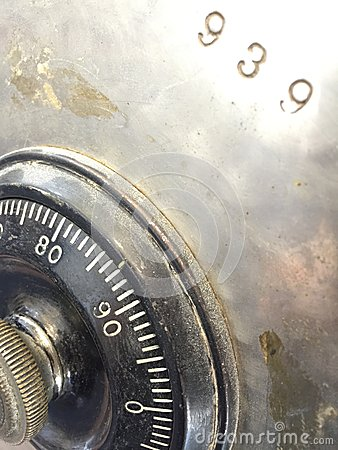 Free Bank Safe Stock Photography - 52575612