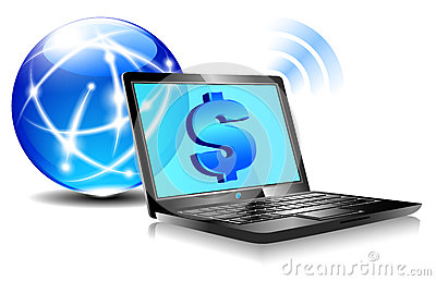 Banking online Pay by internet