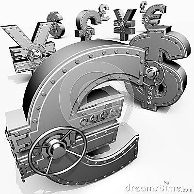 Banking safes