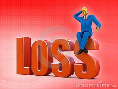 Bankrupt loss