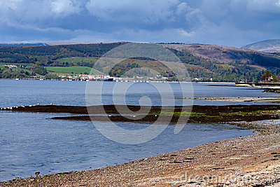 Banks Of Gare Loch