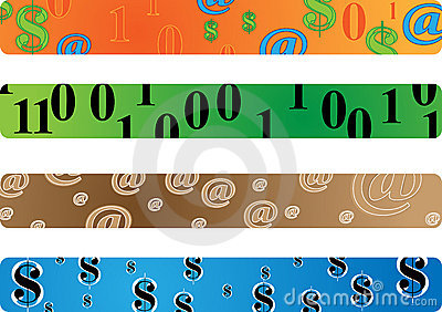 Banner dollars and binary