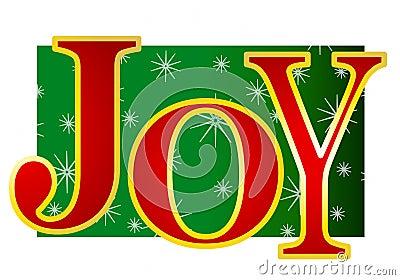 Banner 2 van de Vreugde van Kerstmis