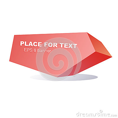 Banner design template material background Stock Photo