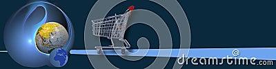 Banner World wide (e-) commerce