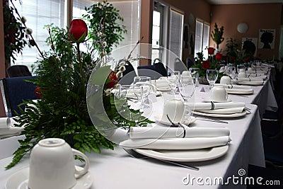 Banquet formel II
