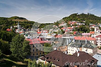 Banska stiavnica, slovakia - unesco town