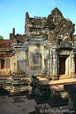 Banteay Samre,Angkor,Cambodia