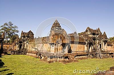 Banteay Samre Temple, Angkor, Cambodia