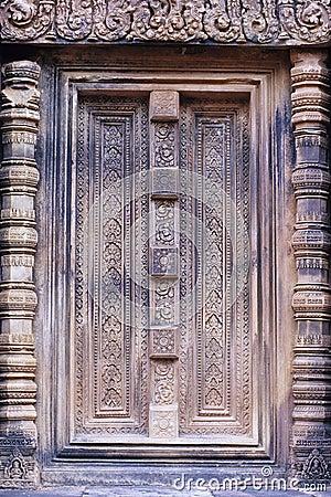 Banteay Srei- Angkor, Cambodia