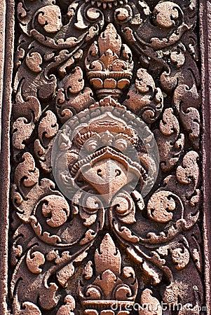 Banteay Srei - details