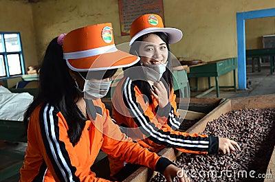 Banyuwangi Editorial Stock Photo