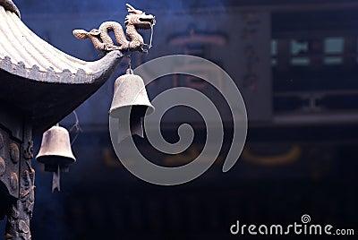 Bao gong ci, hefei, china