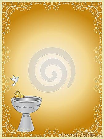 Free Baptism Stock Image - 6717001