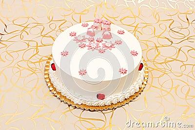 Baptist cake for girl