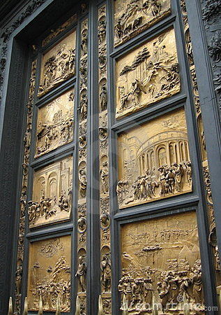Baptistry s Gate of Paradise