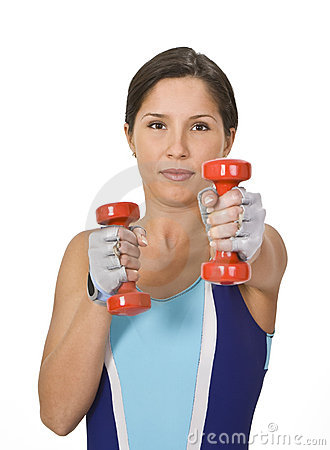 Bar-bells exercise