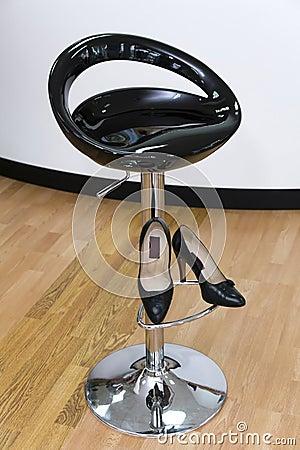 Free Bar Chair Royalty Free Stock Photos - 14316478