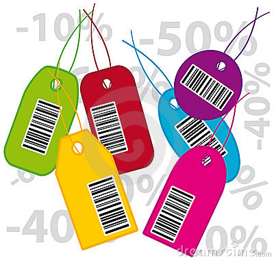 Bar codes labels