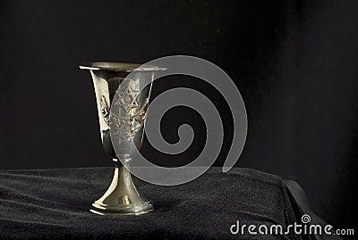 Bar mitzvah kiddish cup