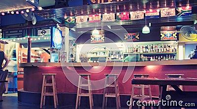 Bar or pub Editorial Photography